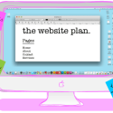 Planning a website & creating content