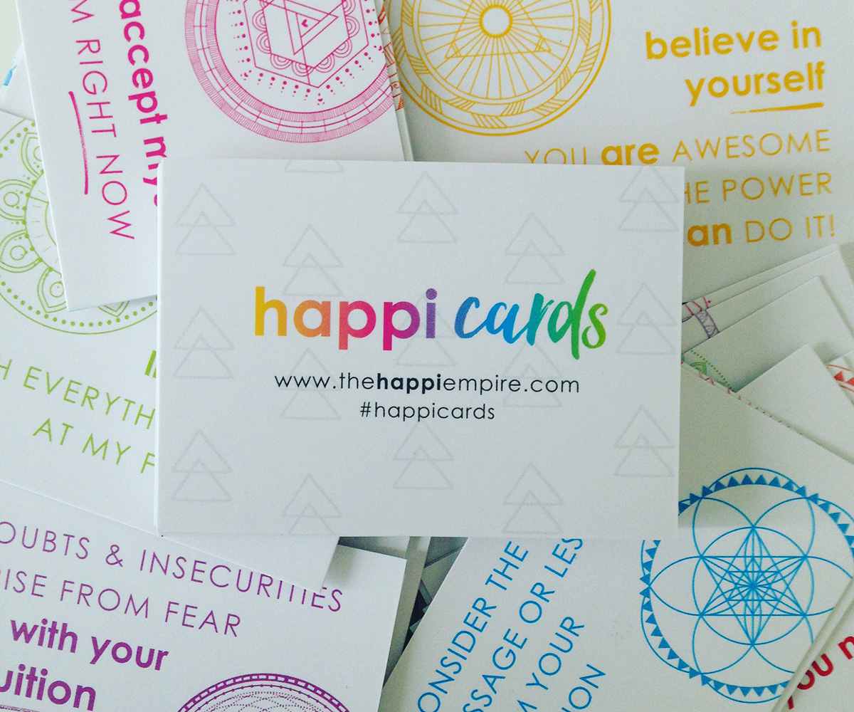 Product – Happi Cards Deck