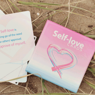 Product – Self-love Card deck