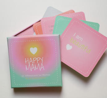 Product – Happy Mama card deck