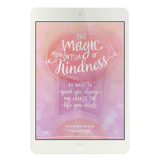ebook – The Magic Momentum of Kindness