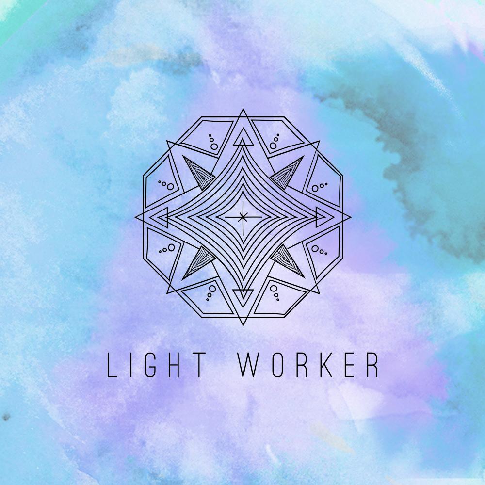 Light Worker logo