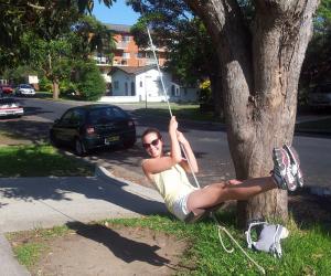 Swinging Fran