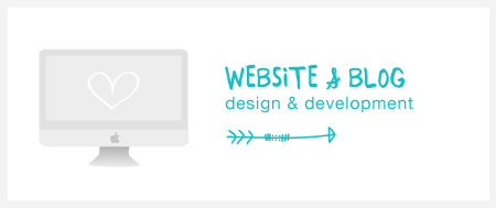 Website & blog design & development