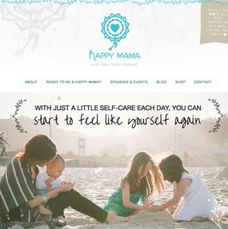 Website – happymama.com.au