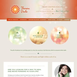 Website – Theresa Poole