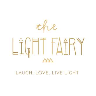 Logo: The Light Fairy