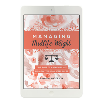 Ebook – Managing Midlife Weight
