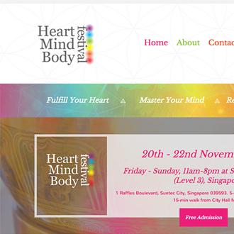 Heart Mind Body Festival