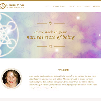Website – denisejarvie.com